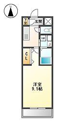 NVS[2階]の間取り