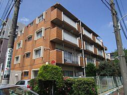 第二村田マンション[1階]の外観