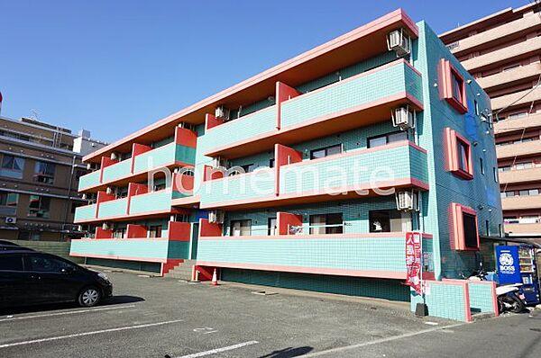熊本県熊本市東区西原1丁目の賃貸マンション