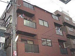 平野西シャルマン[107号室]の外観