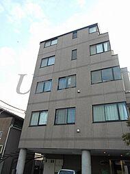 東京都葛飾区東金町3丁目の賃貸マンションの外観