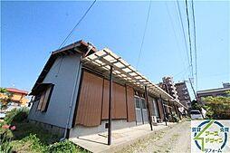魚住町清水 平屋住宅[1階]の外観
