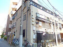 東京都墨田区八広4の賃貸マンションの外観