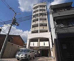 京都府京都市下京区菅大臣町の賃貸マンションの外観