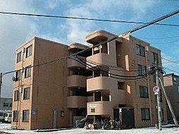 ビッグバーンズマンション八軒II[2階]の外観
