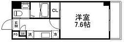 ソナーレ百合ヶ丘[207号室]の間取り