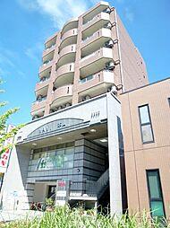 愛知県名古屋市千種区末盛通5丁目の賃貸マンションの外観