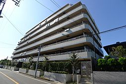 千葉県松戸市六高台3丁目の賃貸マンションの外観