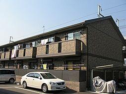 スタシオン東野・アクシス A棟[207号室号室]の外観