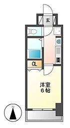 プレサンス新栄デコール[11階]の間取り