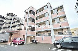 福岡県春日市須玖北7丁目の賃貸マンションの外観