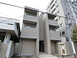 ウィリングハイツ[3階]の外観
