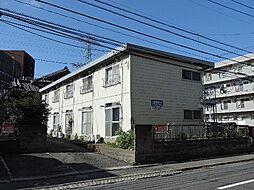 福岡県北九州市八幡西区医生ケ丘の賃貸アパートの外観