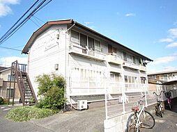 レインボーハウス[2階]の外観