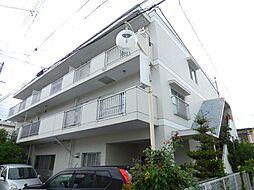 長野県長野市大字鶴賀東鶴賀町の賃貸マンションの外観