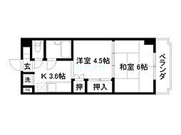 東福寺駅 6.0万円
