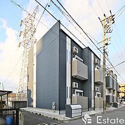 名古屋市営鶴舞線 庄内通駅 徒歩10分の賃貸アパート