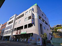 奈良県生駒市谷田町の賃貸マンションの外観