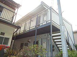 広島県広島市東区牛田本町5丁目の賃貸アパートの外観