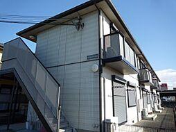ロイヤルコート宮田[101号室]の外観