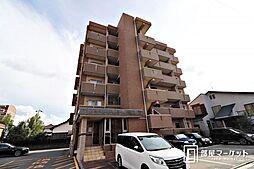 愛知県岡崎市広幡町の賃貸マンションの外観