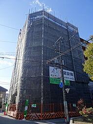 大阪府大阪市此花区西九条4丁目の賃貸マンションの外観