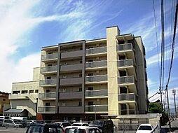福岡県福岡市博多区井相田2丁目の賃貸マンションの外観