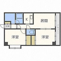 北海道札幌市手稲区前田五条5丁目の賃貸マンションの外観