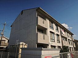 リュミエール寺川[3階]の外観