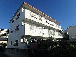 マンションオザキ[3階]の外観