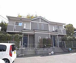 京都府京都市伏見区深草宝塔寺山町の賃貸アパートの外観