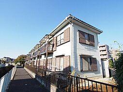 神奈川県川崎市多摩区菅馬場1丁目の賃貸アパートの外観