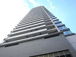 大阪府大阪市北区中津1丁目の賃貸マンションの外観