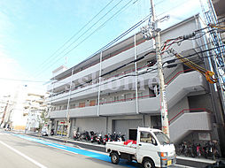 兵庫県神戸市東灘区北青木4丁目の賃貸マンションの外観