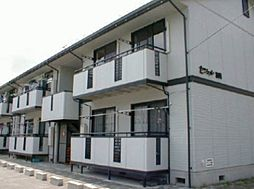 セジュール加美B棟[2階]の外観