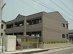 愛知県一宮市伝法寺2丁目の賃貸アパートの外観