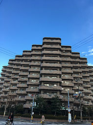 クリアクレセント住之江[8階]の外観