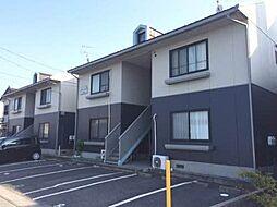 新潟県新潟市北区石動1丁目の賃貸アパートの外観