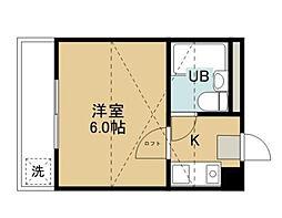 ジュネパレス津田沼第20[2階]の外観