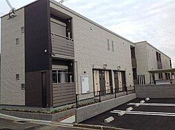 兵庫県神戸市西区玉津町上池の賃貸アパートの外観