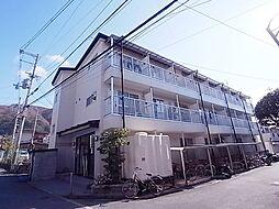 八幡ハイツ[2階]の外観