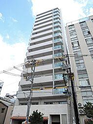 エステムコート南堀江IIIチュラ[2階]の外観