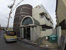 兵庫県西宮市段上町6丁目の賃貸マンションの外観