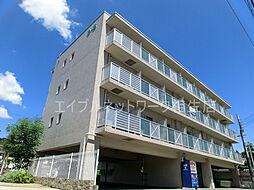O−6マンション[302号室]の外観