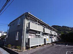 グリーンハイツカワムラII[2階]の外観
