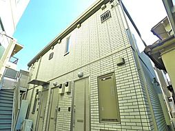 東京都江戸川区北小岩5丁目の賃貸アパートの外観