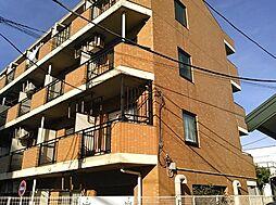 東京都葛飾区東水元2丁目の賃貸マンションの外観