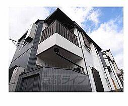 京阪本線 鳥羽街道駅 徒歩5分の賃貸アパート