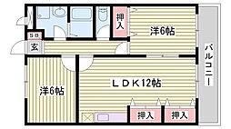 【敷金礼金0円!】東海道・山陽本線 東加古川駅 徒歩23分