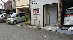 [テラスハウス] 大阪府大阪市住之江区西加賀屋2丁目 の賃貸【/】の外観